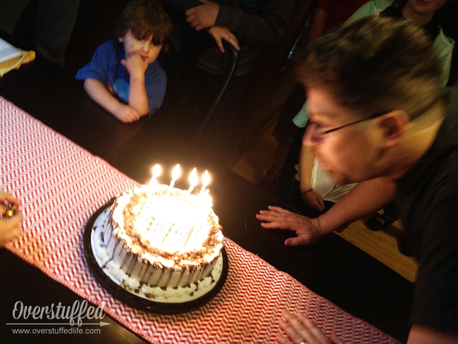 Joel Birthday Cake