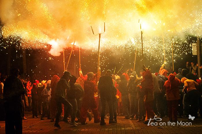 Lleida Fiestas correfocs