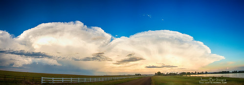 sky panorama nature weather clouds canon landscape photography colorado denver cumulus storms extremeweather severe thunderstorms cumulonimbus wx stormchasers jamesboinsogna