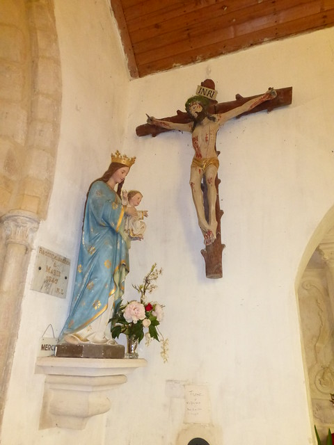 124 Église de Grenneville, Crasville