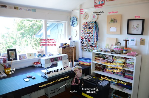 Poppyprint Headquarters - labelled