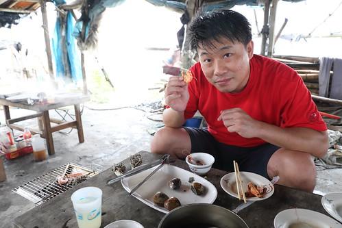 釣魚烤肉趣
