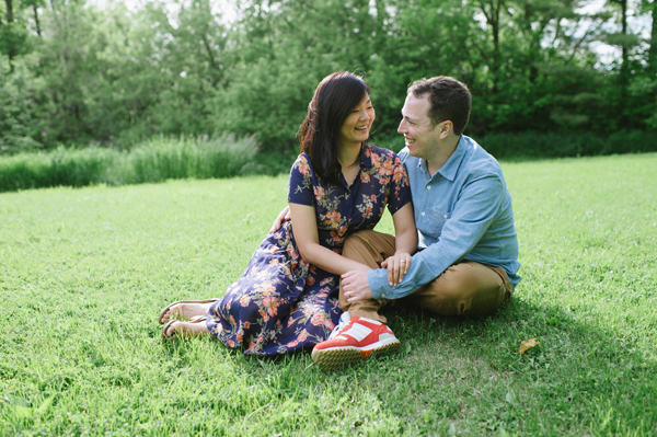Celine Kim Photography Toronto summer engagement S&D-7