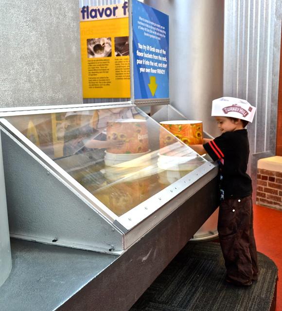 Mixing Frenzy - Turkey Hill Ice Cream Experience