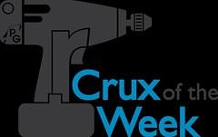 Crux of the Week