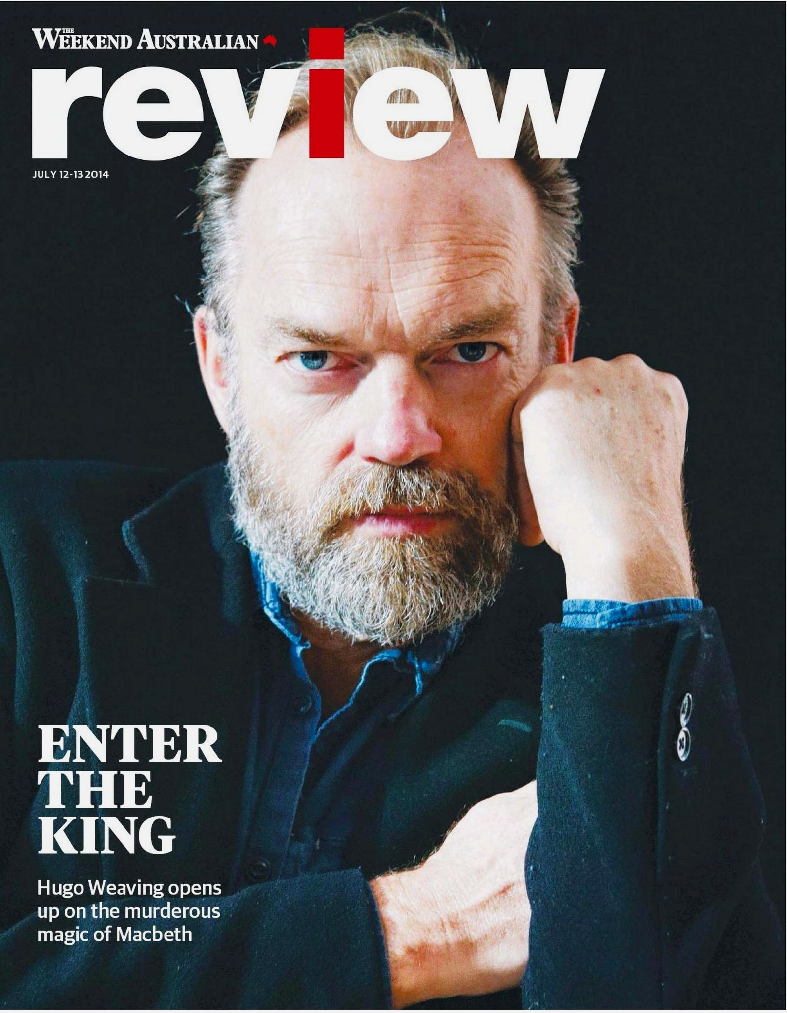 Hugo weaving nude Nude Photos 24