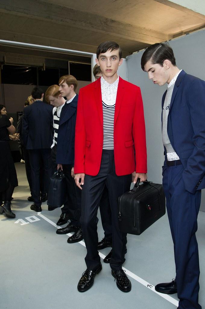 SS15 Paris Dior Homme219_Michael Bernasiak, Matthieu Gregoire(fashionising.com)