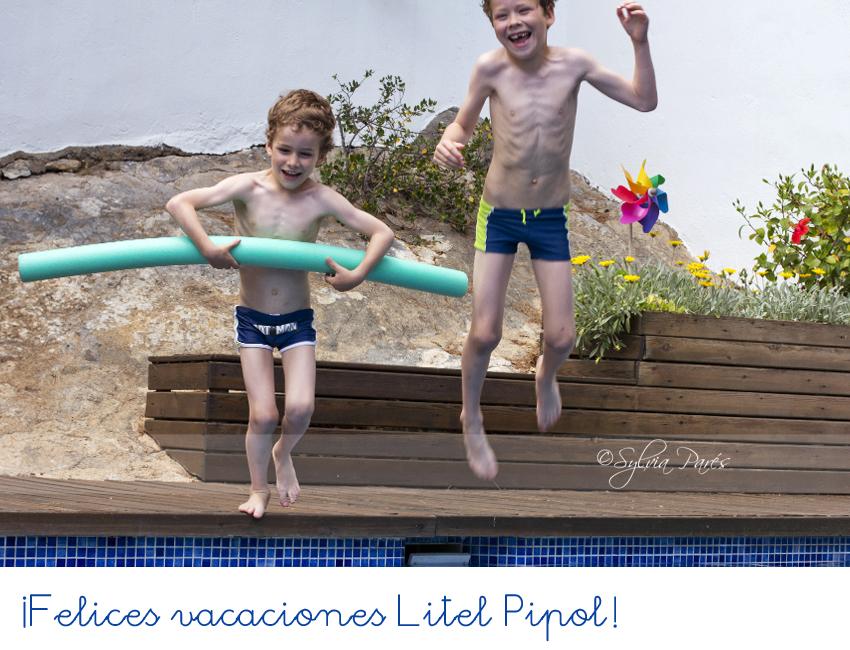 ¡Felices vacaciones Litel Pipol!