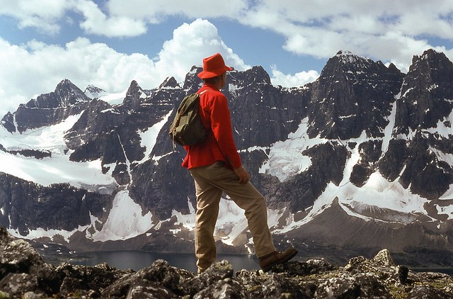 Myron Plooster - Canadian Rockies 1978