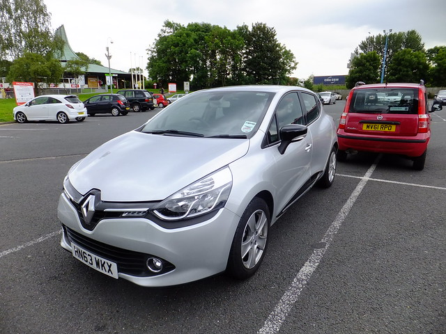 Rental Car Review : Renault Clio 1.2