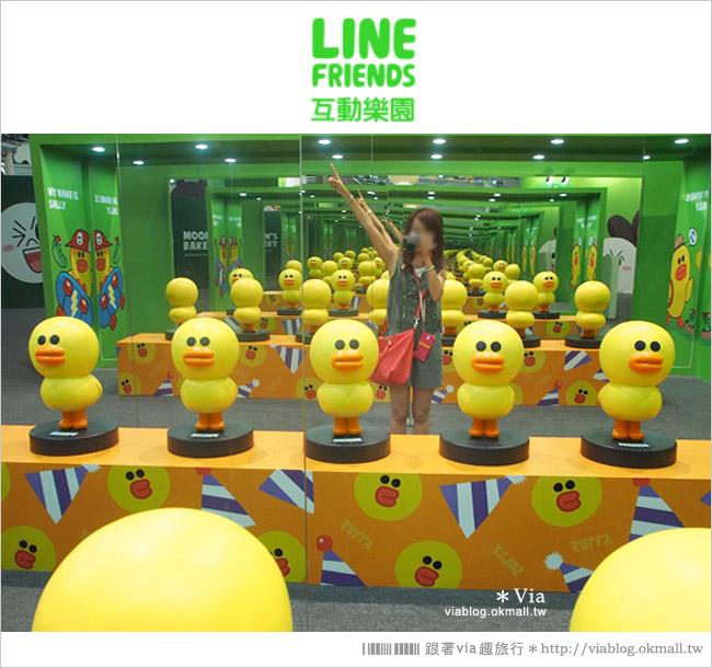 【台中line展2014】LINE台中展開幕囉!趕快來去LINE FRIENDS互動樂園玩耍去!(圖爆多)39
