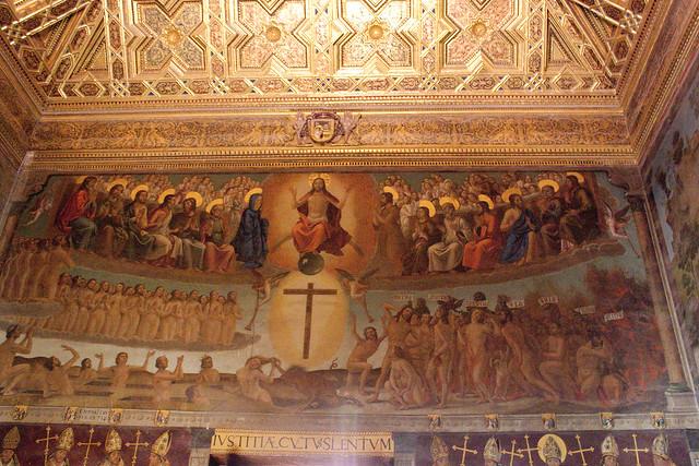cathedral toledo sala capitular