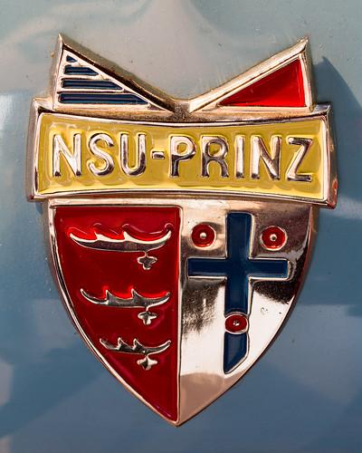 NSU-Prinz logo