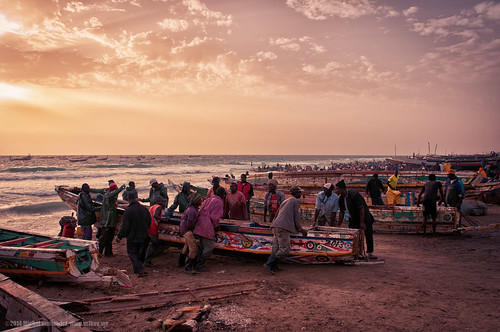 Boats - Nouakchott Fishermen