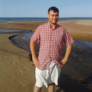 Me, at Stanhope beach, looking east into the sunset #pei #princeedwardisland #peinationalpark #princeedwardislandnationalpark #northshore #stanhope #beaches