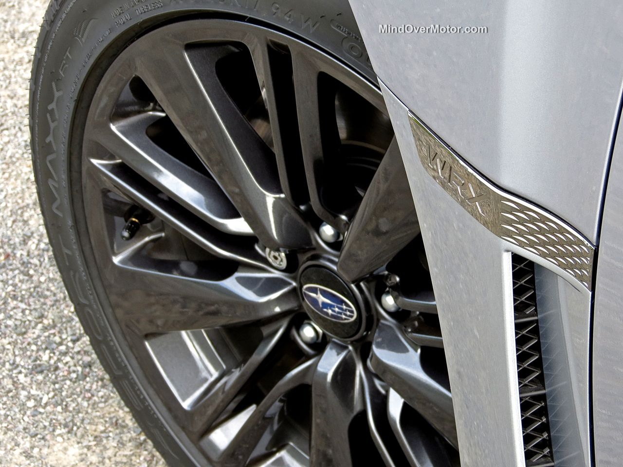 2015 Subaru WRX Wheel