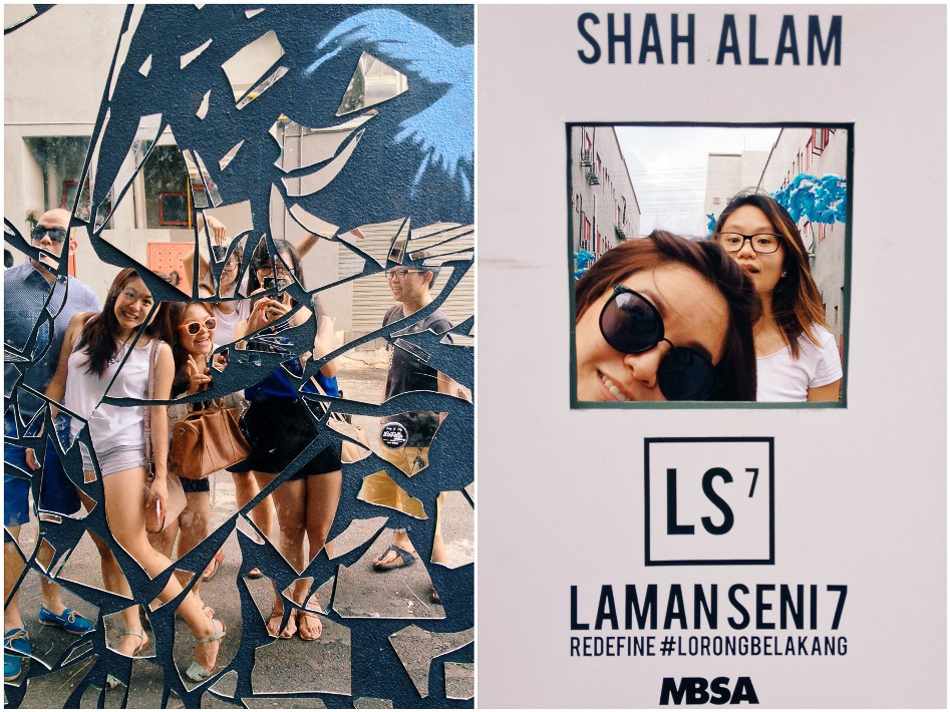 Laman Seni 7, Shah Alam