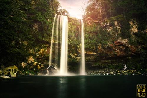never nature de lens wonder mexico waterfall agua exploring stop flare palenque salto manual polarizer chiapas dri circular blending misolha bracketing nd500