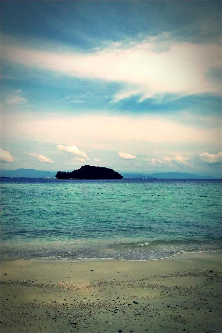 해변-'코타키나발루 마누칸 섬 Manukan Island Kota Kinabalu'