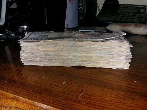 Feb 12 2010 $8000