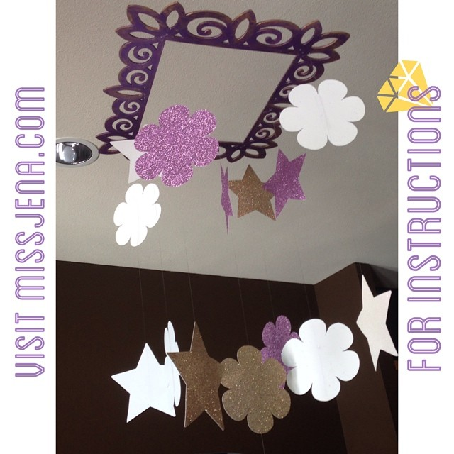 Baby shower decor chandelier with friends and family well wishes chandelier diy shower decor design studio