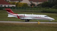 G-DDDJ Learjet 45XP on 18 June 2014