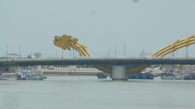The Dragon Bridge, Da Nang