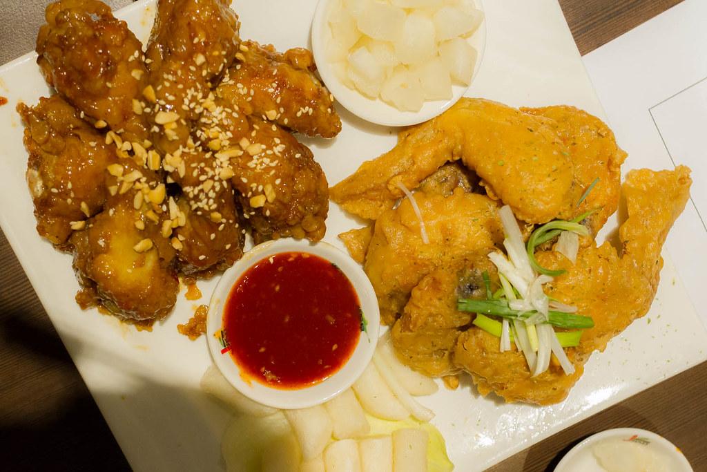 涓豆腐韓式炸雞
