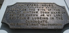 Photo of Black plaque number 31372