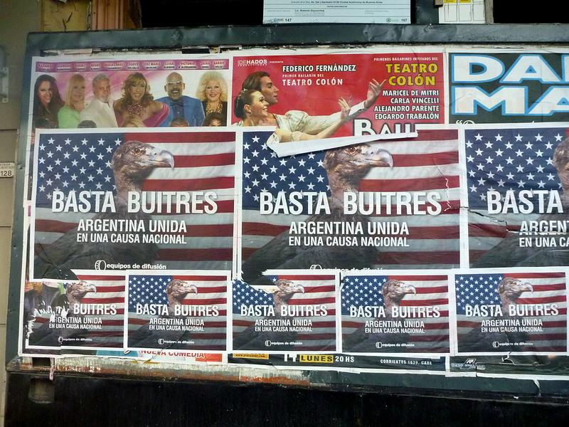 Basta Buitres