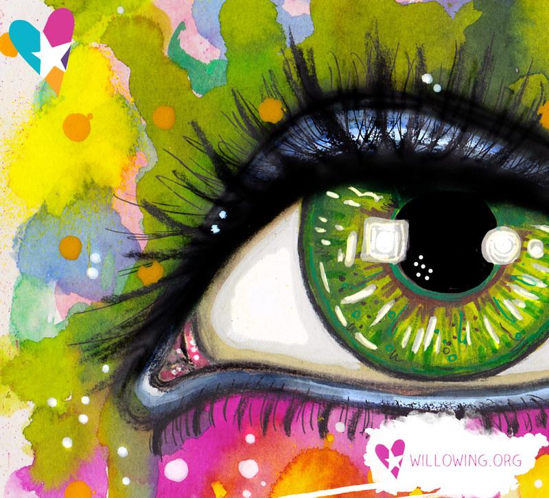 Sacred Eye detail 2