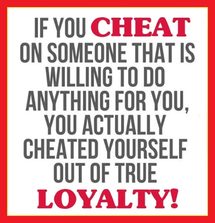 If you cheat on someone, BrianMc, quote, image