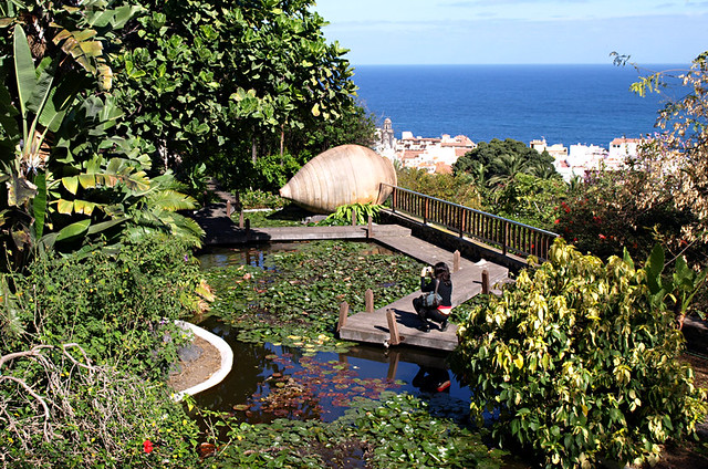 Pools with a view, Risco Bello, Puerto de la Cruz, Tenerife