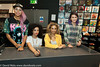Neon Jungle, HMV, Metro Centre, Gateshead, 31st July 2014