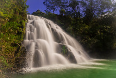 muzzpix-nz posted a photo:	Facebook    | 500px  | WebsiteThese falls are so easy to get to but hard to get … if you know what i mean .