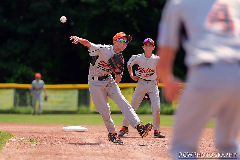 Little League District III Finals - Seymour vs. Shelton