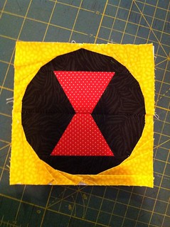 Black Widow Block
