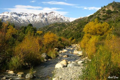 chile autumn santiago naturaleza nature trekking otoño nacional reserva pirque conaf ríoclarillo arielcruzpizarro santiagorecreo