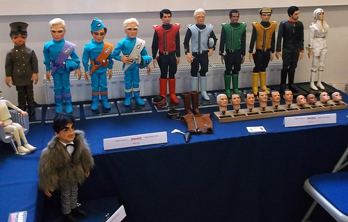 Gerry Anderson Puppets 2