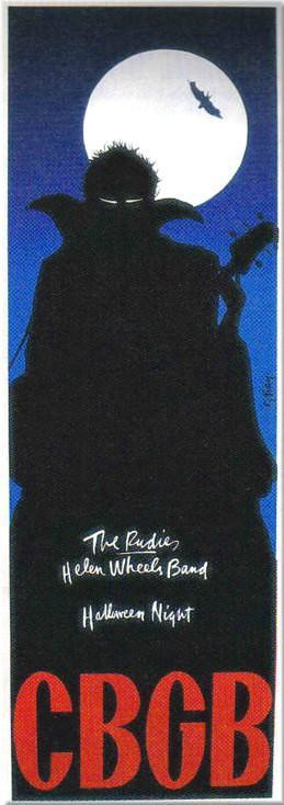 10/31/79(?) The Rudies/ Helen Wheels Band @ CBGB, NYC, NY
