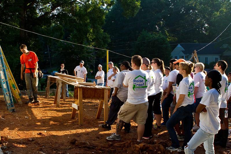 Habitat House Crew