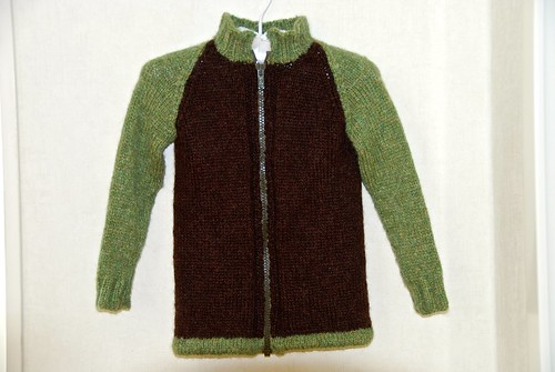 Retrofit cardigan