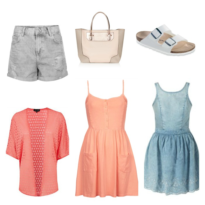 Summer Fashion Wishlist