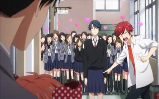 Gekkan Shoujo Nozaki Kun Episode 3 Image 9