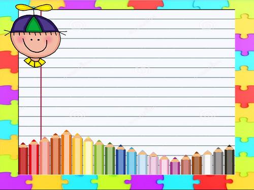 Gafetes para niños preescolar imagenes - Imagui