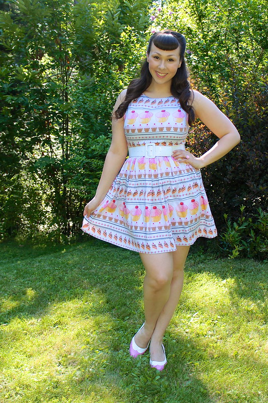 Dessert dress