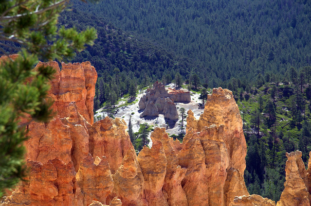 Bryce Canyon from scenic viewpoints