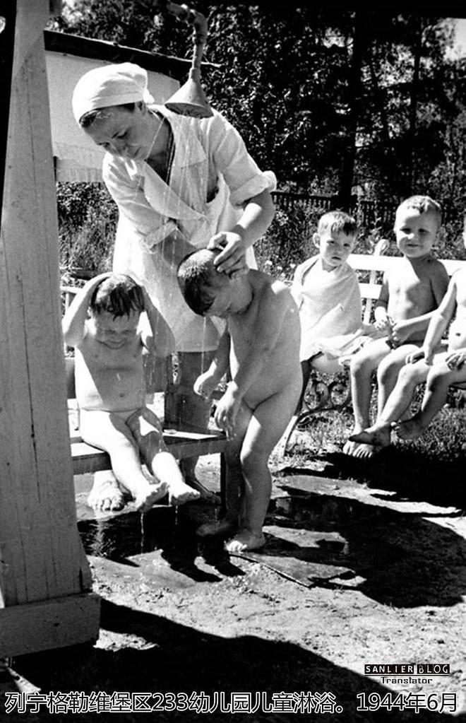 伟大卫国战争中的儿童33