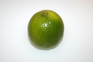 12 - Zutat Limone / Ingredient lime