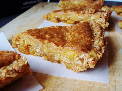 Momofuku Crack Pie: Slices